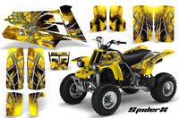 Yamaha Banshee 350 Graphics Kit Creatorx Sxy