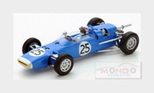 Matra F1 Ms1 #25 Googwood Test 1966 Jackie Stewart Light Blue SPARK 1:43 S5412