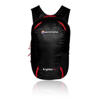 Montane Mens Via Arm Guard Black Sports Outdoors Breathable Reflective