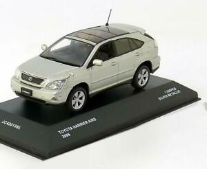 Toyota-Harrier-Airs-2006-Scale-1-43-by-J-Collection