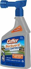 Backyard Bug Control Spray Concentrate for Lawns & Kills Ants & Mosquitoes 32oz