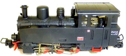Locomotive A Vapeur Henschel 16 AVEC INTERFACE NEM 651 ROCO h0e NEUF hu6 lcld μ *
