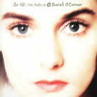 So Far: The Best of Sinead O'Connor by Sin'ad O'Connor (CD, Jul-1999, Chrysalis Records)