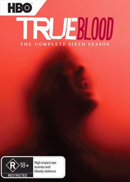 True Blood - Season 6, DVD