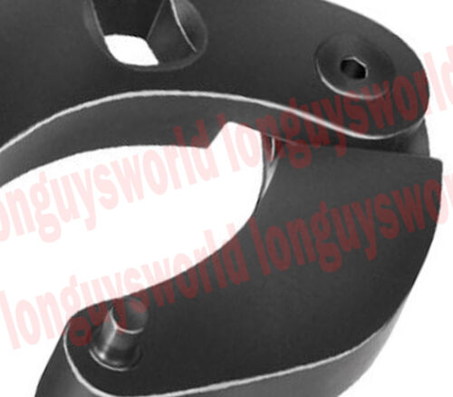 """Hydraulic Cylinder Adjustable Reversible Gland Nut Wrench Tool 2/"""" to 6/"""" Diameter"""
