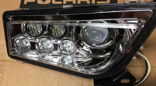 NEW PASSENGER SIDE  LED HEADLIGHT RIGHT USA POLARIS RZR 1000 XP /& TURBO