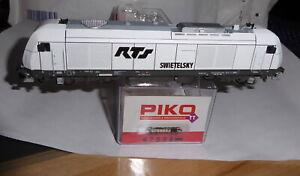 Piko-47598-Spur-TT-Diesellokomotive-ER-20-Herkules-der-RTS-Epoche-5-6-mit-DSS