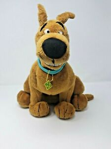 16-Scooby-Doo-Plush-Sitting-Stuffed-Animal-Toy-Cartoon-Network-1998