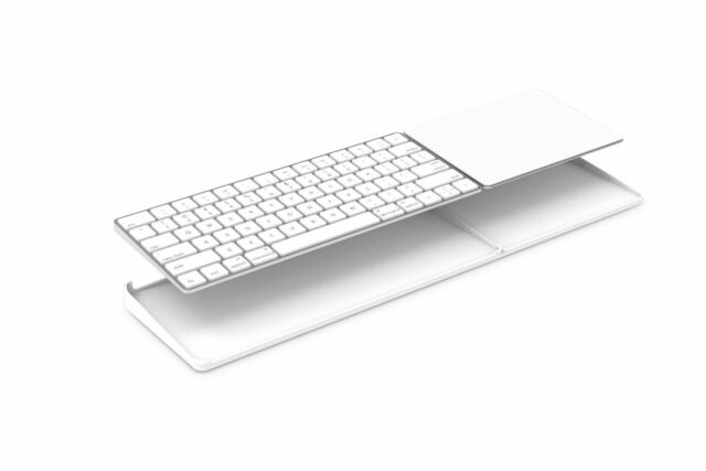 d10295c261f Spinido Stand for Magic Trackpad 2MJ2R2LL/A and Apple latest Magic white  Apple