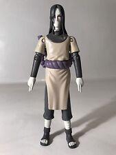 "Mattel Naruto Orochimaru 5"" Figure Rare 2006 Shonen Jump Interchangeable Heads"