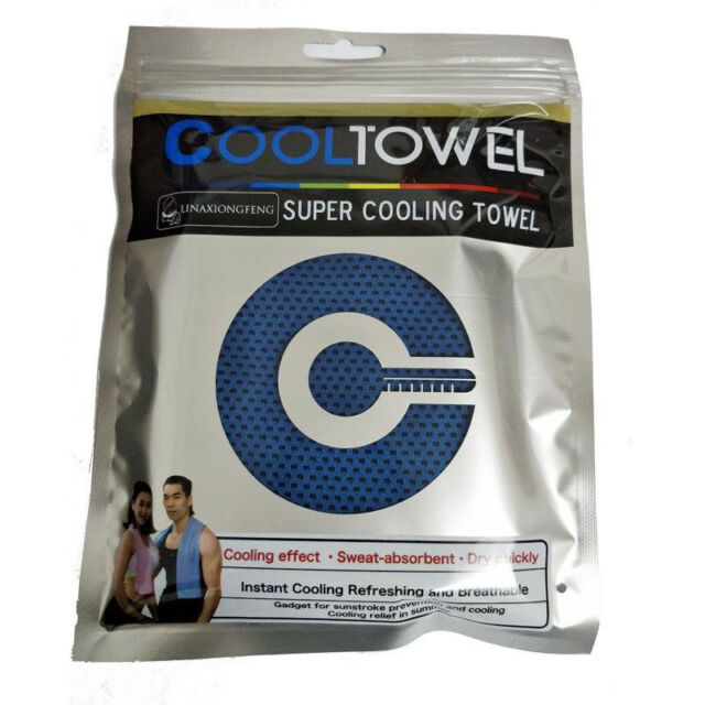 02cool Articloth Cooling Towel for sale online