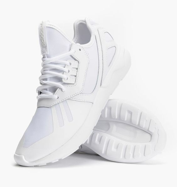 Adidas Originals Tubular Runner Women's / Unisex Trainers B25087 - Triple White