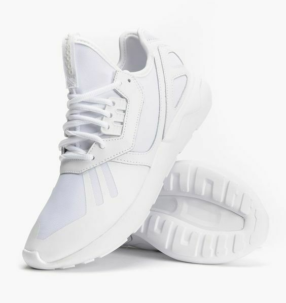 low priced 764f4 80453 Adidas originali tubulare runner delle donne   unisex formatori b25087  b25087 b25087 - triplo bianco 9d27bb