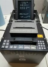 Fujikura FSM-30S (big display model) Fusion Splicer with case tested...