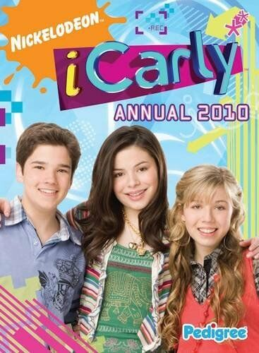 """I Carly"" Annual 2010 2010 By Nickelodeon"""