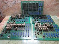 Nakamura Cnc Lathe Relay Board T4 001 001f Each 1