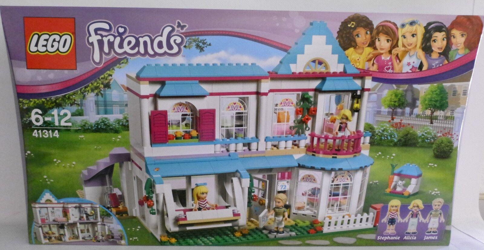 NEU LEGO® Friends 41314 Stephanies Haus OVP