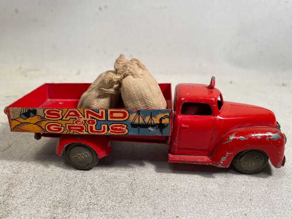 Modelbil, Tekno Dodge Sand&Grus Nr 748