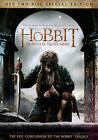 The Hobbit: The Battle of the Five Armies (DVD, 2015, 2-Disc Set, Includes Digital Copy UltraViolet)