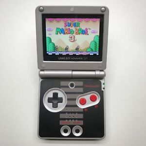nintendo game boy advance gba sp nes classic edition system ags 101