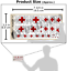 Diorama-Red-Cross-Flag-1-72-1-48-1-32-1-35-Scales-w-Motion-Ripples thumbnail 6