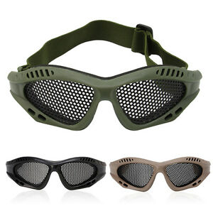 8ab89015a98 Image is loading Tactical-Motorcycle-Airsoft-Eye-Protection-Goggles-Anti-Fog -