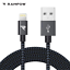 Rampow-1-m-Lightning-Cable-MFI-USB-Cable-de-charge-rapide-pour-iPhone-12-11-x-8-se-iPad miniature 8