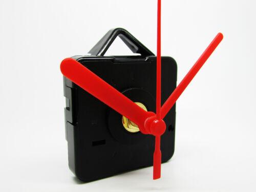 Nouveau Pack De 5 Montre Quartz Mouvements mécanismes AUTO /& en plastique de couleur mains