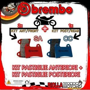 BRPADS-34771-KIT-PASTIGLIE-FRENO-BREMBO-HONDA-CBR-RR-1992-400CC-SA-CC-ANT-P