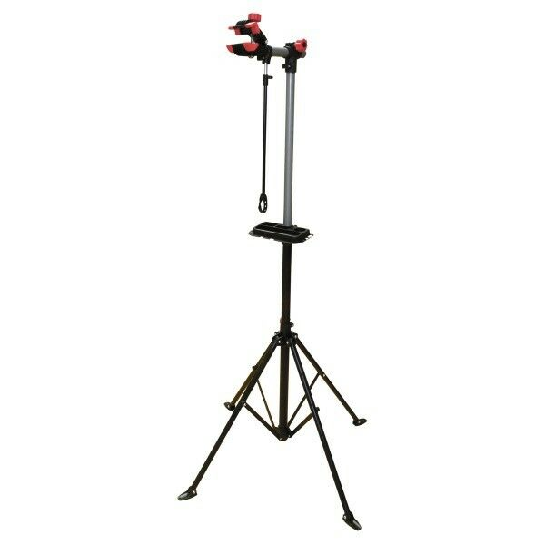 Rolson Bicycle Repair Stand For Four Adjustable Legs