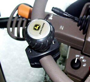 Genuine-John-Deere-Steering-Wheel-Handle-Knob-Ball-Tractor-Car-MCXFA1567
