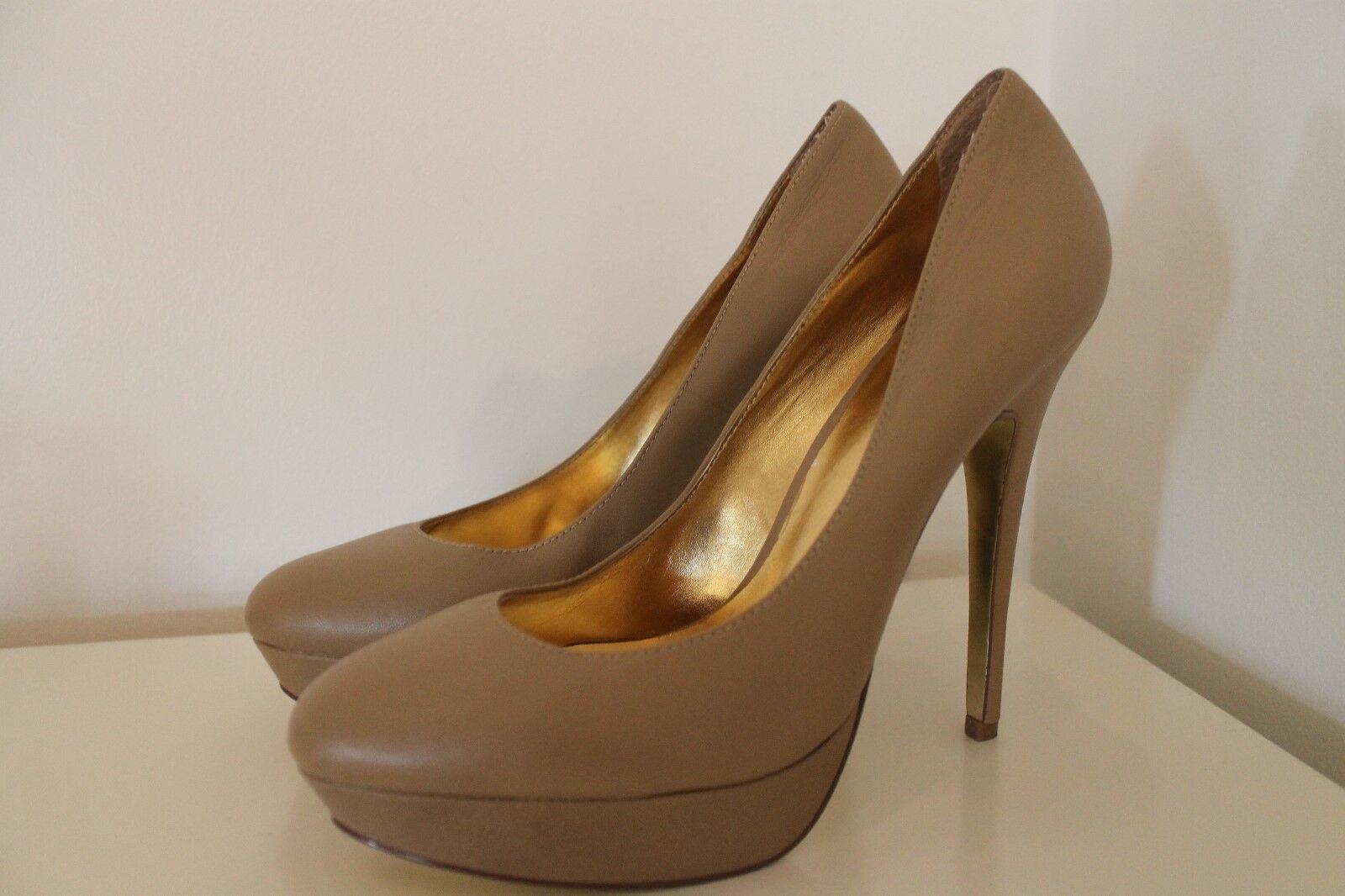 CHARLES BY DAVID CHARLES Nude shoes Heels US 9 UK 6.5 7 Eur 39 40 Worn Once