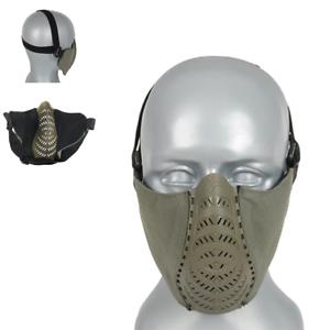 FMA Schutzmaske advanced Version Airsoft Milsim Ausrüstung Faceprotect Outdoor