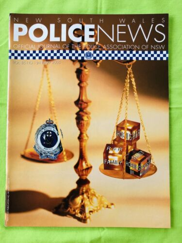New South Wales Police News: January 2005  PANSW Magazine