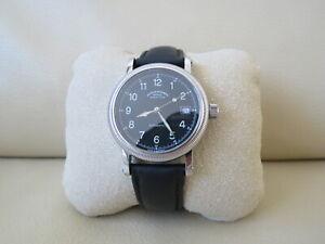 Muhle Glashutte Nautische Instrumente 37mm Date Automatic Men`s Watch M12900