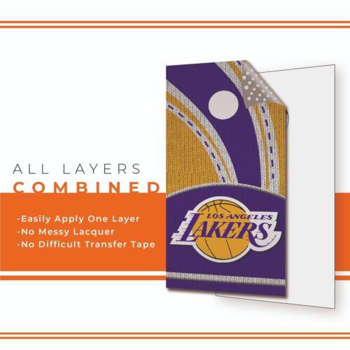 San Antonio Spurs Cornhole Wrap NBA Decal Sticker Surface Texture Single W39