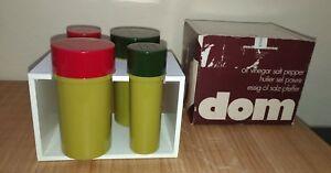 Set da tavola Desco design Salviato, originale anni 60-70