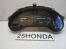 92 97 Honda Del Sol Vtec 7rpm Auto Gauge Cluster Usdm Speedo Eg1 Eg2 Oem