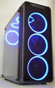 PC-Para-Juegos-Intel-i7-Quad-500GB-SSD-16GB-Ram-4-gb-Gddr-5-GTX-1050Ti-Windows-10-Wifi