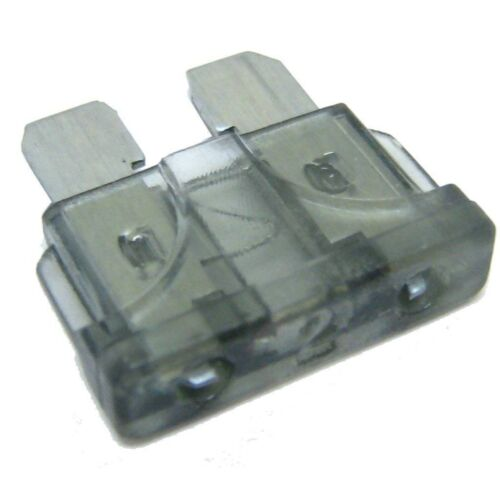 2 AMP blade fuses New 2A standard fuses pack of 1 for car motorbike van UK