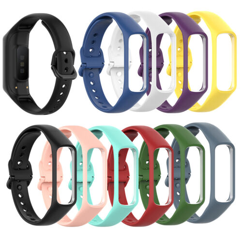 Soft Silicone Smart Bracelet Wrist Strap Band for Samsung Galaxy Fite R375 Grace