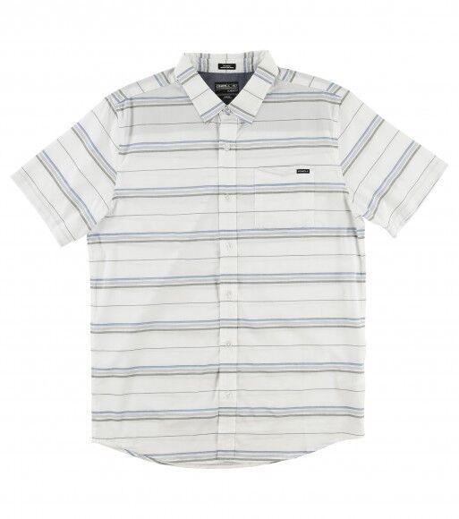 O'Neill Stripe Short Sleeve Shirt (M)