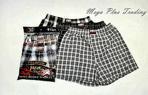 L da plaid Xl cotone Lotto 100 3xl M 12 in 2xl Pantaloncini 3 S 9 uomo 6 qI0IOp