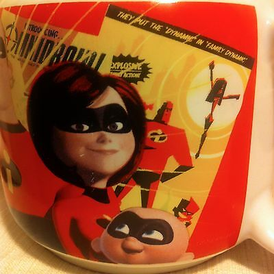 The Incredibles Mug Cup Pixar Disney Whole Family Honor Glory House Payments