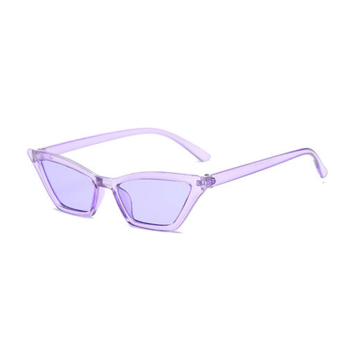 Vintage Cat Women Eyewear NEW Shades UV400 Retro Small Frame Cat Eye Sunglasses