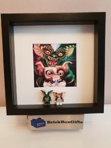 Gremlins Gizmo Rayure 3D Figurine Movie Film Frame