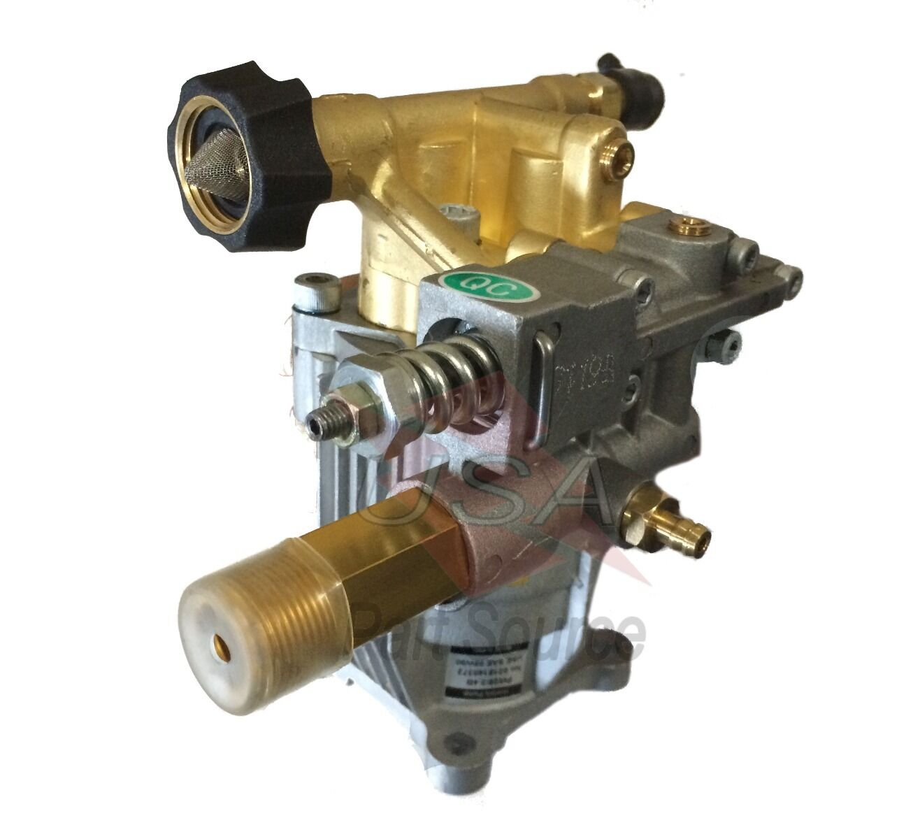3000 Psi Pressure Washer Pump Para Briggs & Stratton 020263 020275