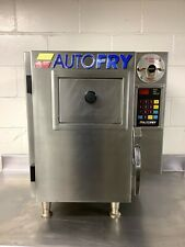 Autofry Mti 5 Ventless Automatic Deep Fryer New Element 1ph 240v Tested