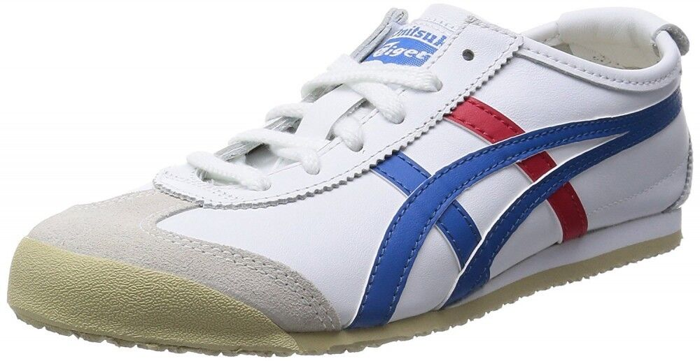 NEW Onitsuka Tiger  Sneaker MEXICO 66 THL202 0146 white   blueee 24.5 US 6.5 F S  be in great demand