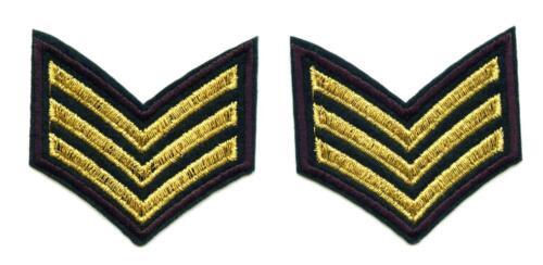 SET á 2 Aufnäher US Army Special Forces Patch Sergeant USA